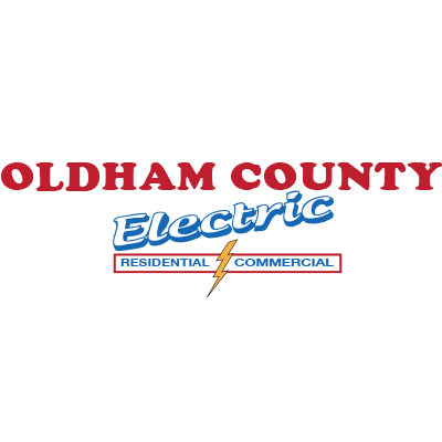 Oldham County Electric Logo